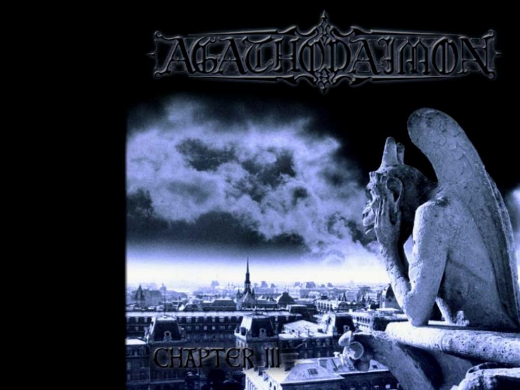 discografia de agathodaimon
