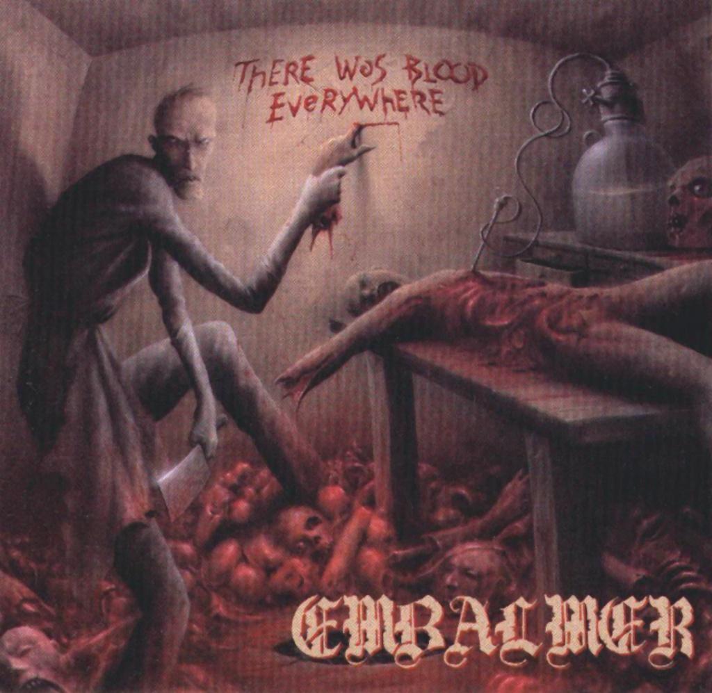Spiritual Apocalypse Monstrosity: The Extreme Source: Embalmer