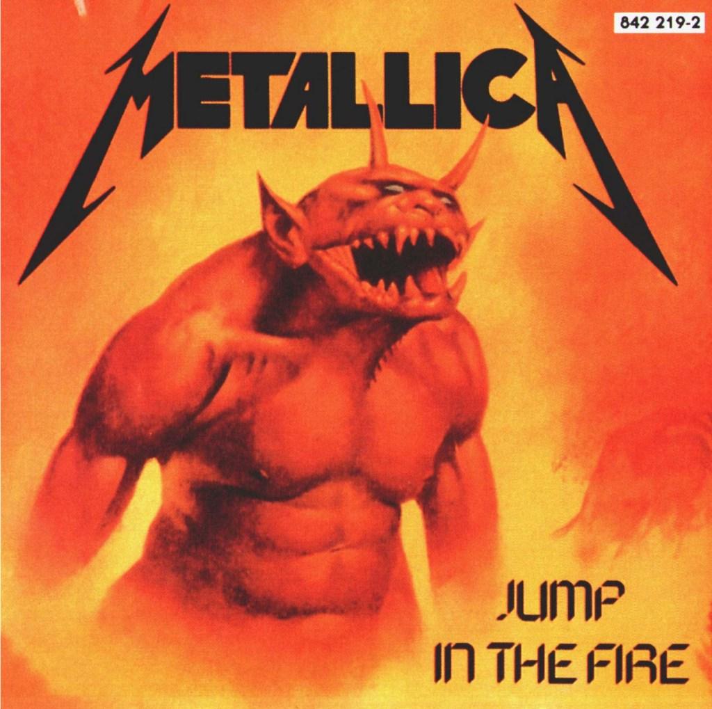 Metallica Jump In The Fire METAL WALLPAPER: M-Z